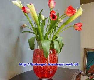 bunga potong indah